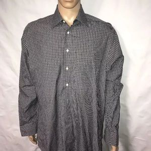 Ermenegildo Zegna Long Sleeve Button Down - Sz 16
